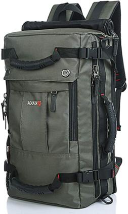 KAKA Classic Laptop Backpack, Travel Hiking & Camping Daybac