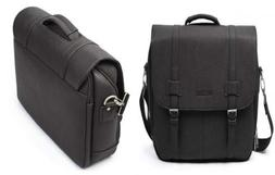 Rockdale Classic Laptop Messenger Bag, Midnight Brown - Brie