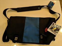 Timbuk2 Classic Messenger Bag M Shoulder Strap Black & Blue