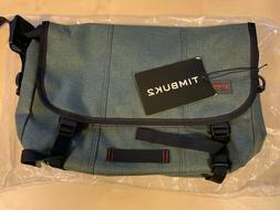 Timbuk2 Classic Messenger Bag S Carbon Full-Cycle Twill