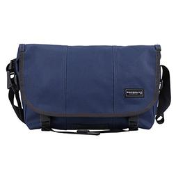 Timbuk2 Classic Messenger Bag, Heirloom Waxy Blue, Small