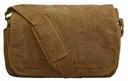Sweetbriar Classic Messenger Bag - Vintage Canvas Shoulder B