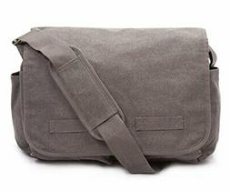Sweetbriar Classic Messenger Bag - Vintage Canvas Shoulder