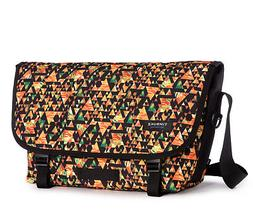Timbuk2 Classic Messenger Tech Triangle Print Medium Bag