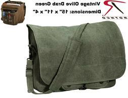 Rothco Classic Paratrooper Shoulder Bag Olive