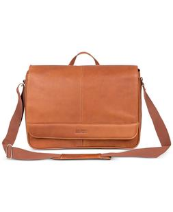 Kenneth Cole Reaction Colombian Leather Single Gusset Messen
