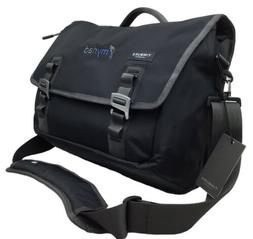 Timbuk2 Command Tsa-Friendly Messenger Bag - Jet Black - M