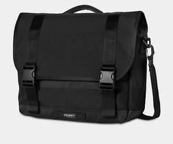 Timbuk2 Commute Messenger Bag 2.0, Jet Black, Medium