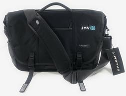 Timbuk2 Commute Messenger Bag, Jet Black, M, Medium