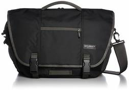 Timbuk2 Commute Messenger Bag, Jet Black, S, Small