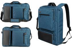 Convertible Backpack Business Messenger Bag Shoulder Bag Lap