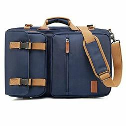 CoolBELL Convertible Briefcase Backpack Messenger Bag