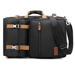 CoolBELL Convertible Briefcase Backpack Messenger Bag Should