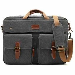 CoolBELL Convertible Messenger Bag Backpack