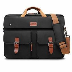 CoolBELL Convertible Messenger Bag Backpack Laptop