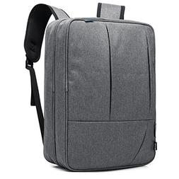 CoolBELL Convertible Messenger Bag Backpack Shoulder Bag Lap