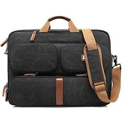 CoolBELL Convertible Messenger Bags Laptop Backpack Shoulder
