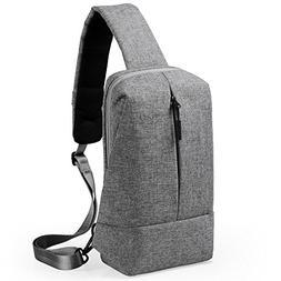 CrossBody Sling Bag Shoulder Chest Backpack Daypack Lightwei