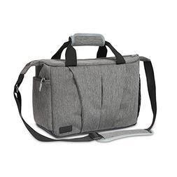 DSLR Camera Bag Laptop Messenger Bag-BUBM Digital Camera Cas