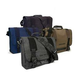 "Mobile Edge 17.3""  Eco-Friendly Canvas Laptop Messenger Bag"