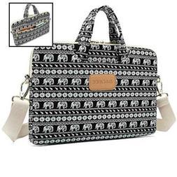 Dachee Elephant Laptop Case Messenger Shoulder Bag for 15 -