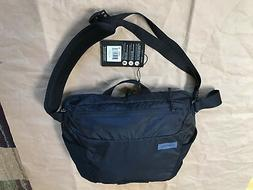Timbuk2 Especial Spoke lightweight messenger bag, Black, NEW