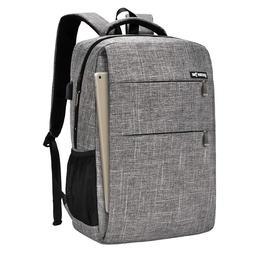 "Fashion Men 15.6"" Briefcases Business Travel Multi-Pocket La"