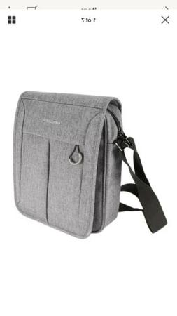 KROSER Flapover Laptop Messenger Bag 11 inch Business Should