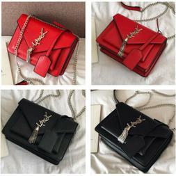 Handbag Women Bag Designer Women's Bag Stripe Chain Messenge