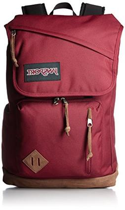 JanSport Hensley Backpack Viking Red - JanSport Laptop Backp