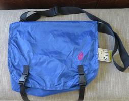 Timbuk2 HIDDEN MESSENGER Bag Packable Ltwt Travel Tote Mediu