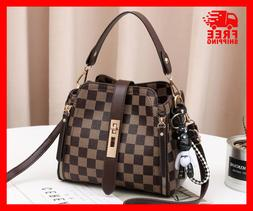 HOT Luxury Handbags Women Designer Crossbody Bags Leather Me