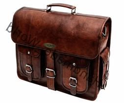 Indian Handmade Genuine Leather Bags Messenger Bags Crossbod