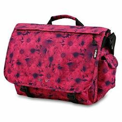 J World New York Women's Thomas Laptop Messenger Bag, Bellis