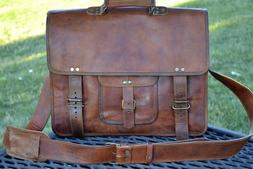 Komal's Passion Leather - PL 18 inch Classic Briefcase Messe