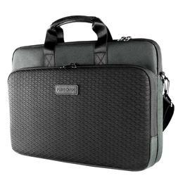 KROSER Laotop Bag Laptop Briefcase 15.6 Inch Shoulder Messen