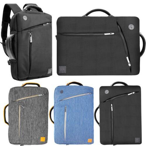 """11.6"""" Laptop Bag Backpack Messenger Tablet Computer Briefcas"""