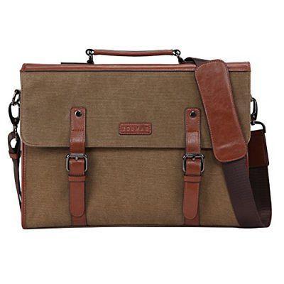 laptop briefcase messenger bag business tote shoulder