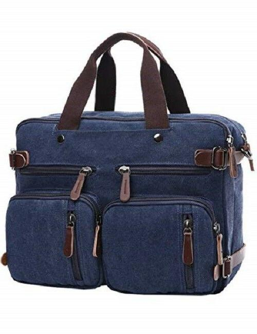 14 laptop backpack messenger bag shoulder case