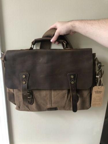 Lifewit Vintage Shoulder Bag