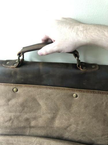 Lifewit Bag Vintage Leather Shoulder