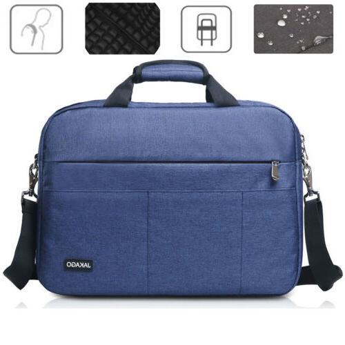 15 15.6 Inch Laptop Bag Briefcase Messenger Shoulder Bag Wat