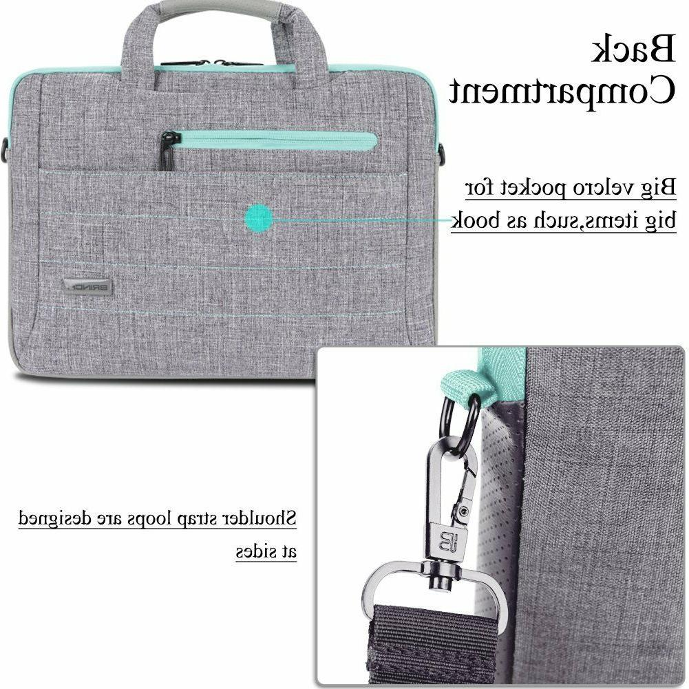 15 6 Briefcase Laptop Sleeve Bag Mac NEW