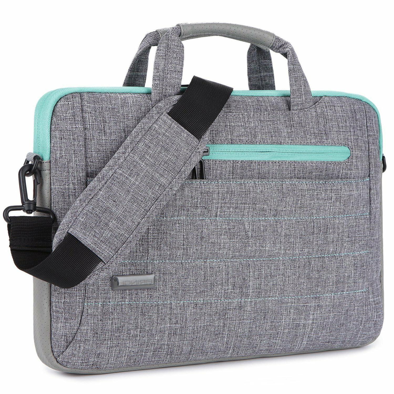15 6 Messenger Business Briefcase Laptop Sleeve Shoulder Bag