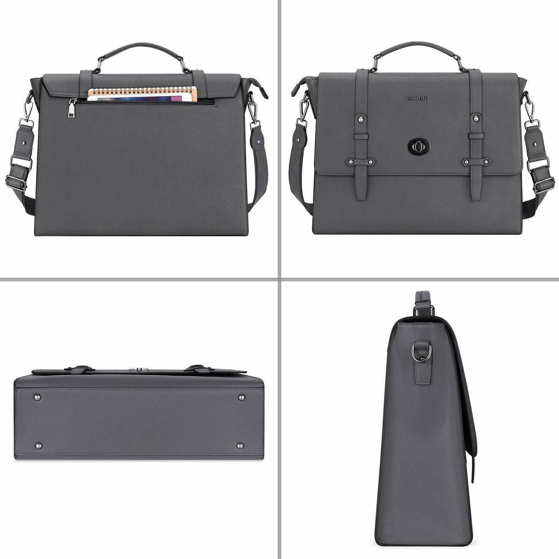 15.6 inch Laptop Shoulder Bag Men