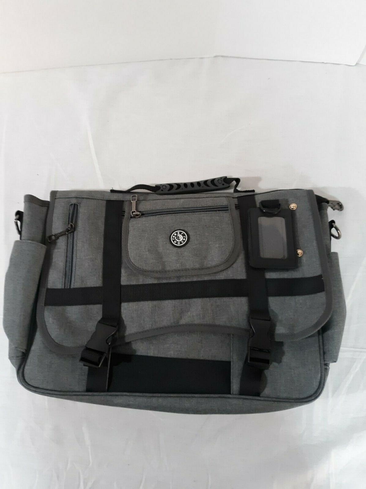 15 6 inch laptop shoulder bag messenger