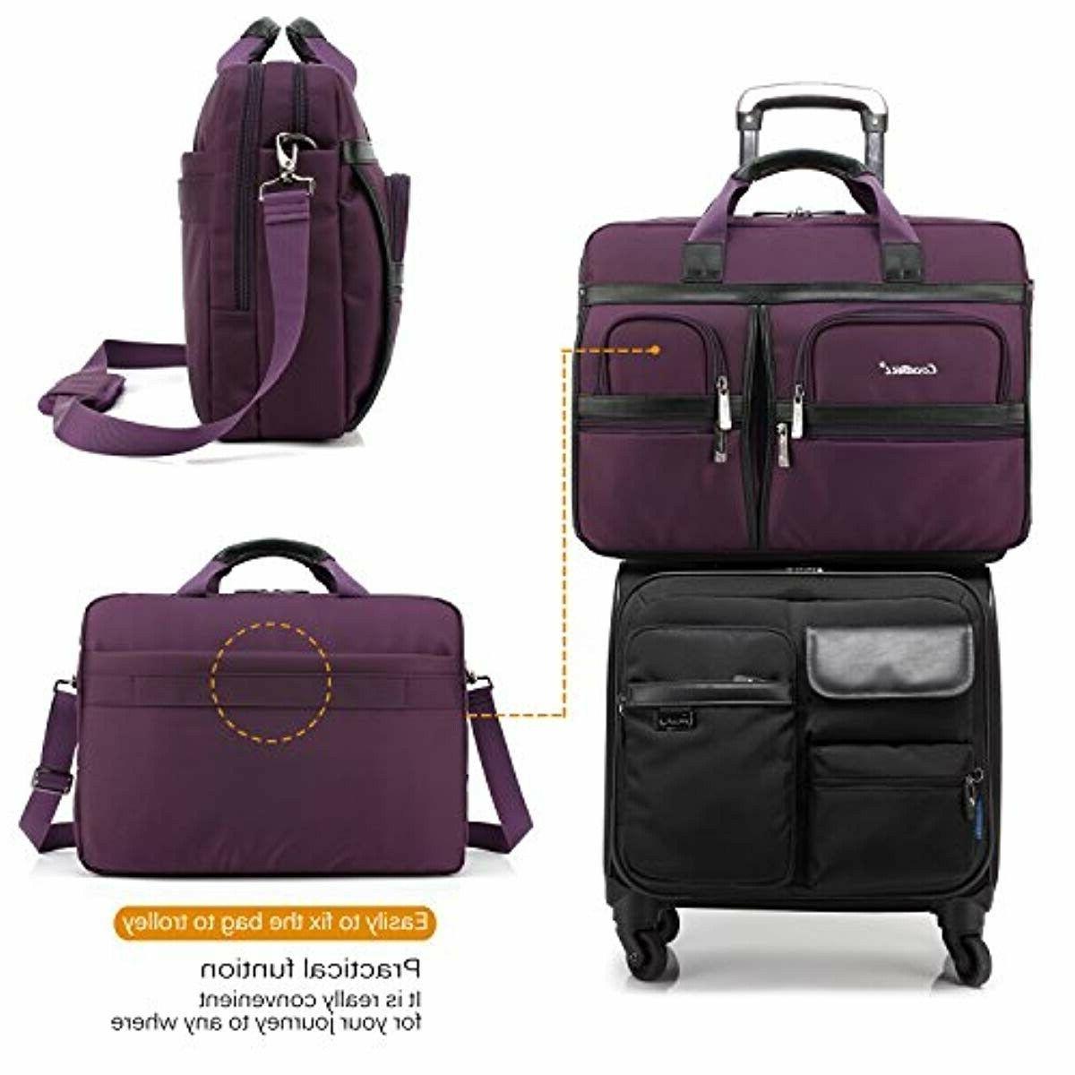 CoolBELL 15.6 Bag Protective Messenger Bag