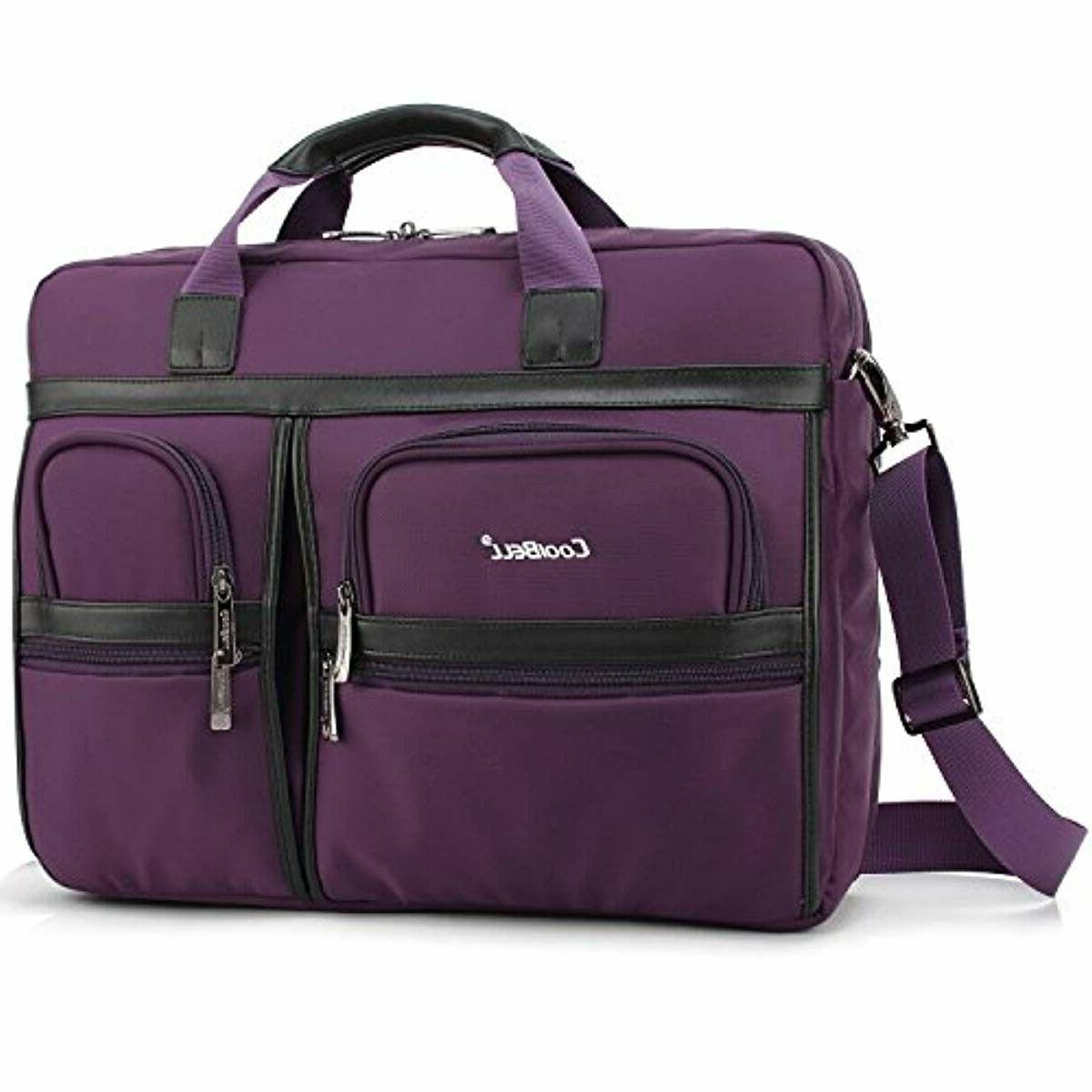 15 6 inches laptop bag briefcase protective