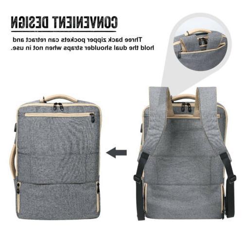 Lifewit Men Laptop Backpack Bag School