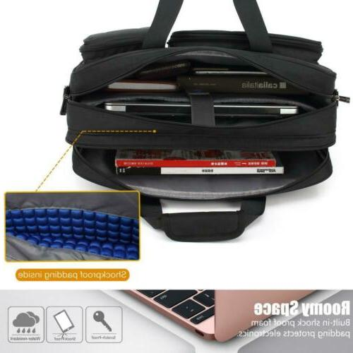 CoolBELL 17.3 Inch Briefcase Nylon